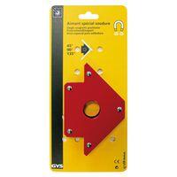 GYS Magnetisk sveis posisjoner rød 30x13,8x2,5 cm