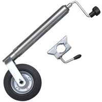 48 mm Støttehjul med 1 støttehjulsklemme