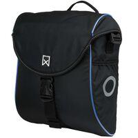 Willex Sykkelveske 300 S 12 L svart og blå