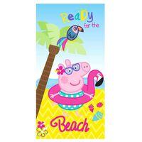Peppa Pig, Strandhåndkle - Ready for the Beach