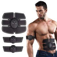 Batteridrevet muskelstimulator for magemuskler, armer / ben