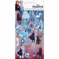 Frozen 2 / Frost 2, 22x Klistremerker