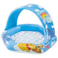 Intex Babybasseng Winnie the Pooh flerfarget 109x102x71 cm