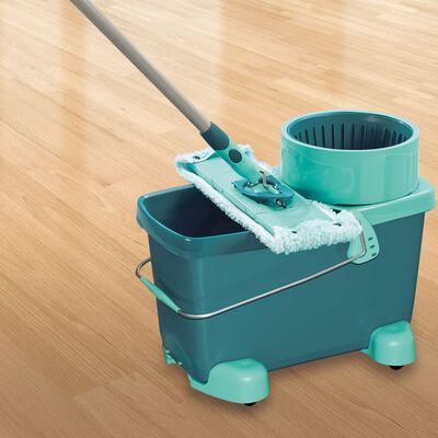 Leifheit Gulvmopp Clean Twist M grønn 52050