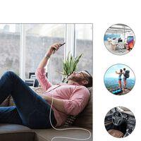 Micro USB-kabel - hvit - 2 meter