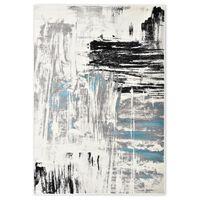 vidaXL Teppe blå 160x230 cm PP