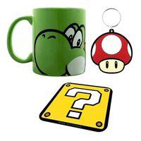 Super Mario, Gavesett - 3 deler
