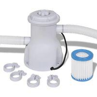 Filterpumpe for svømmebasseng 300 gal/t
