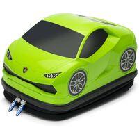 Ridaz Barneryggsekk Lamborghini Huracan grønn