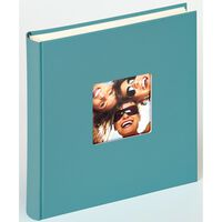 Walther Design Fotoalbum Fun 30x30 cm bensingrønn 100 sider