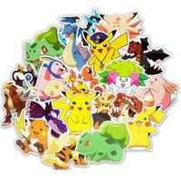 20x Klistremerker, Pokémon