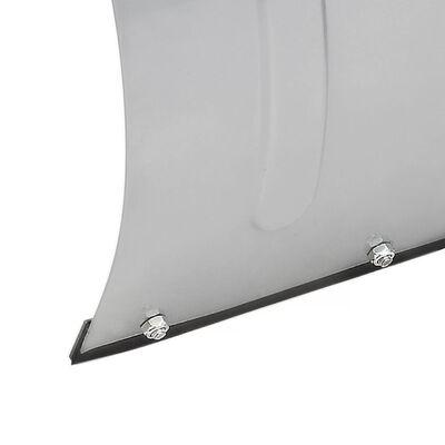 vidaXL Universelt snøplogblad 150x44 cm