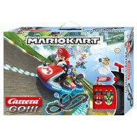 Carrera GO Racerbil og bilbanesett Nintendo Mario Kart 8 1:43