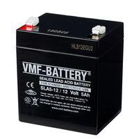 VMF AGM batteri standby og syklisk 12 V 5 Ah SLA5-12