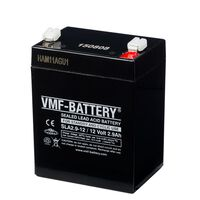 VMF AGM batteri standby og syklisk 12 V 2,9 Ah SLA2.9-12