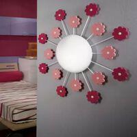 EGLO Vegg-/taklampe VIKI 1 rosa 92147
