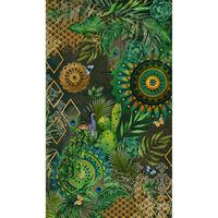 HIP Strandhåndkle BOTALIA 100x180 cm grønn