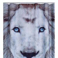 RIDDER Dusjforheng Lion 180x200 cm