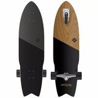 Street Surfing Pumpebrett Shark Attack 91,4 cm KOA BLACK,