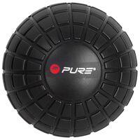 Pure2Improve Massasjekule 12,8 cm svart