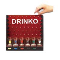 Festspill Drinko shot glass 5 cl - Rød