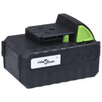 vidaXL Batteripakke 20V 4000 mAh Li-ion