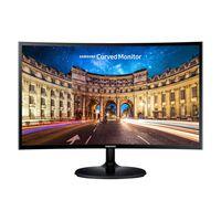 Samsung C24F390FH 23,5 buet skjerm, 1920x1080, 16: 9, 5MS, svart