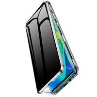 Mobilt deksel med tosidig herdet glass - XiaoMi F1 - Sølv
