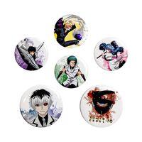 Tokyo Ghoul:re, 6x Pins