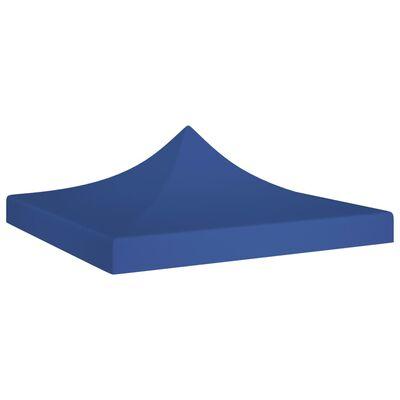 vidaXL Teltduk for festtelt 2x2 m blå 270 g/m²