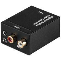 Digital til analog lydkonverter - D / A-omformer