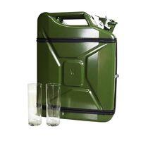 Minibar, Jerrycan 20 L - Grønn