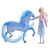 Frozen 2 / Frost 2, Dukke - Elsa og Nokk