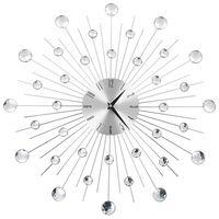 vidaXL Veggklokke med kvartsurverk 50 cm moderne design