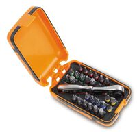 Beta Tools Skralle- og drivbitsett i 27 deler 860/C27 008600880