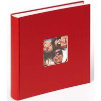 Walther Design Fotoalbum Fun 30x30 cm rød 100 sider