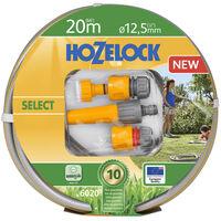 Hozelock Vanningsslange Select 20 m med startsett