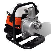 Bensindrevet vannpumpe 2-takts 1,2 kW 0,95 L