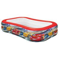 Intex Cars Swim Center Basseng flerfarget 262x175x56 cm