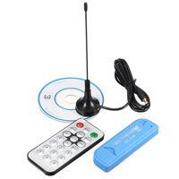 USB 2.0 Digital DVB-T TV Mottaker