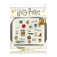 Harry Potter, 21x Magneter