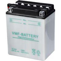 VMF Powersport batteri 12 V 14 Ah CB14L-A2 / 12N14-3A