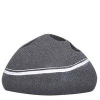 RIDDER Tannbørsteholder Little Rock grå