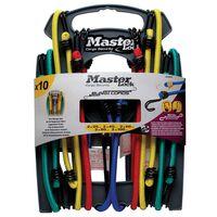 Master Lock Elastisk snorsett 10 deler Twin Wire 3043EURDAT
