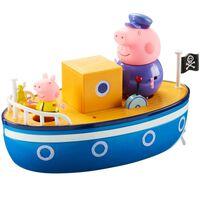 Peppa Pig - Grandpa Pigs Båt