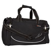 Avento Sportsbag mellomstor svart 50TD