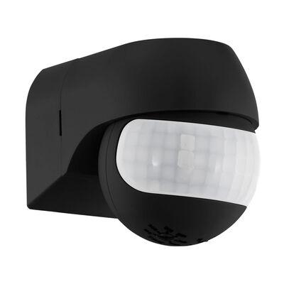 EGLO Utendørs bevegelsessensor Detect Me 1 180° svart