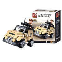 Sluban Army, Byggesett - Patrol Car
