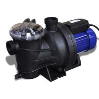 Elektrisk Pumpe til Svømmebaseng 800W - Blå
