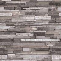 DUTCH WALLCOVERINGS Fototapet 3D Woods grå